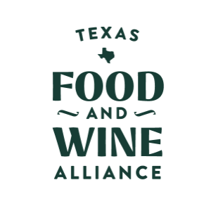 TFWA, Texas Food and Wine Alliance Logo from Culinary Agents Distribution Partner