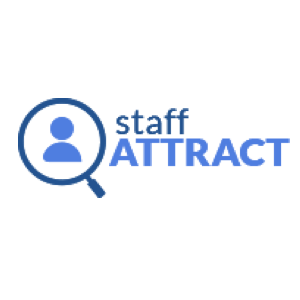 StaffAttract Logo from Culinary Agents Distribution Partner